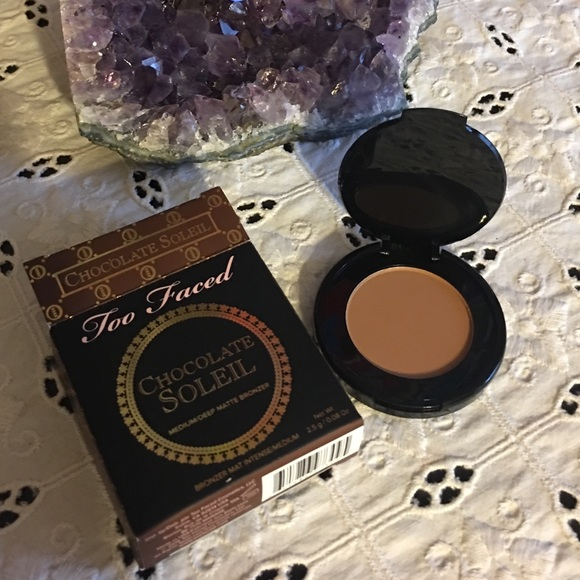 Too Faced Other - ❤️ Too Faced Chocolate Soleil Matte Bronzer ❤️